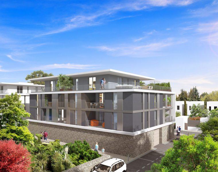 Villa Olea - 13 Appartements à Marsillargues dans l'Hérault